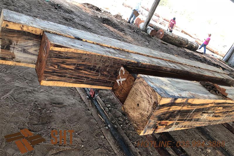gỗ cẩm lai nguyên liệu