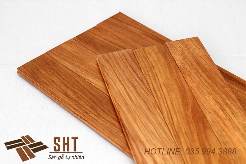 gỗ gõ đỏ cao cấp