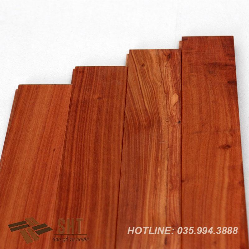 Báo giá sàn gỗ Cẩm - Trắc Nam Phi