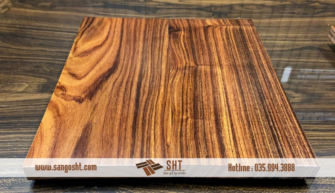 Giá sàn gỗ cẩm lai Nam Phi đúng với giá trị của gỗ