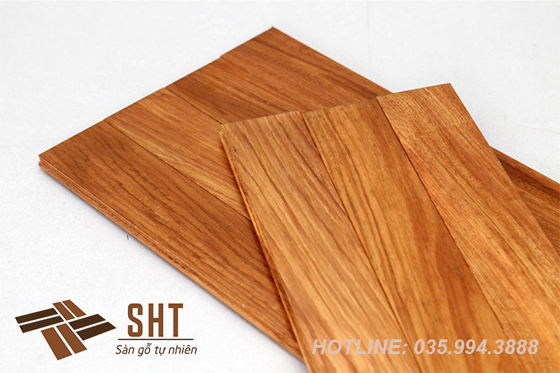 chọn mua ván sàn gỗ Gõ Đỏ
