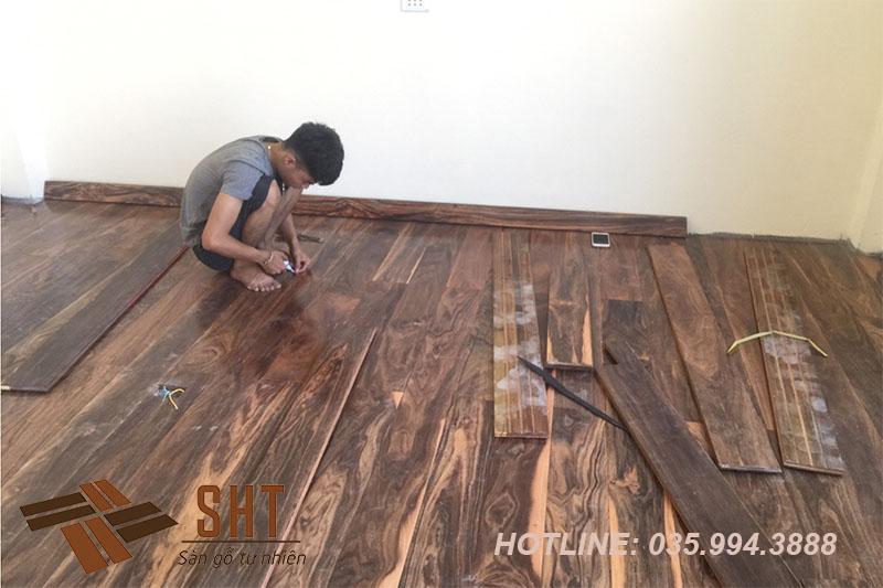 sàn gỗ tự nhiên chịu nước