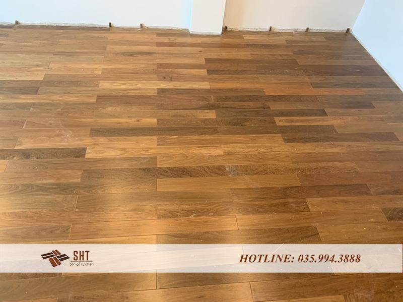 sàn gỗ bách xanh
