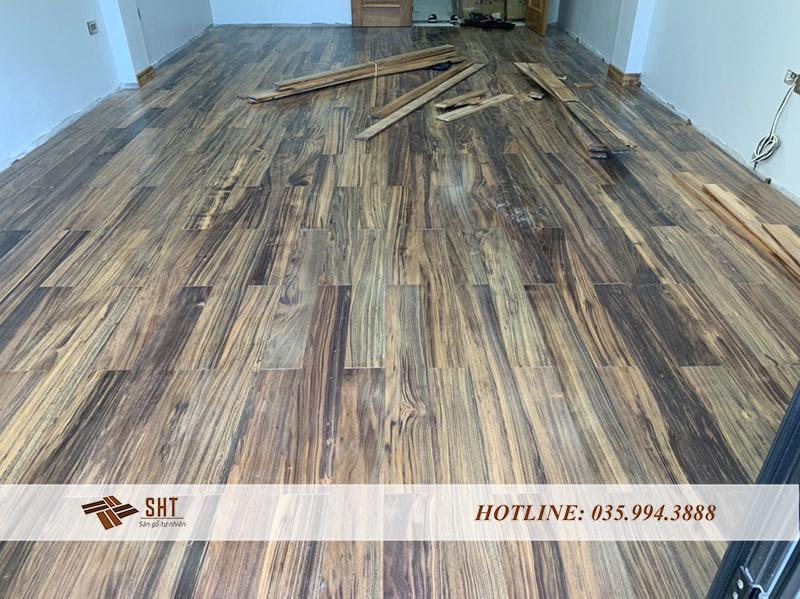 sàn gỗ mun nam mỹ