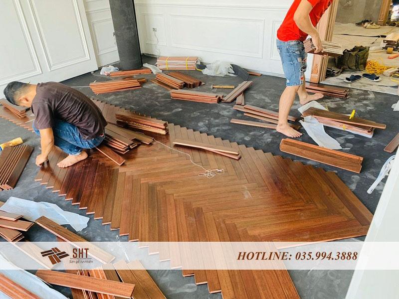 sàn gỗ sht uy tín