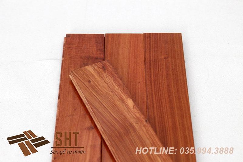Sàn gỗ Cẩm - Trắc Nam Phi