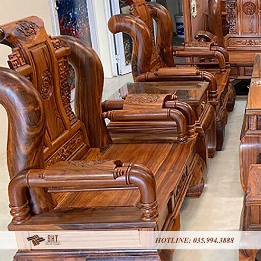 bàn ghế giả cổ 04