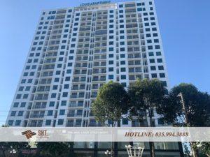 Tòa nhà Louis Apartment