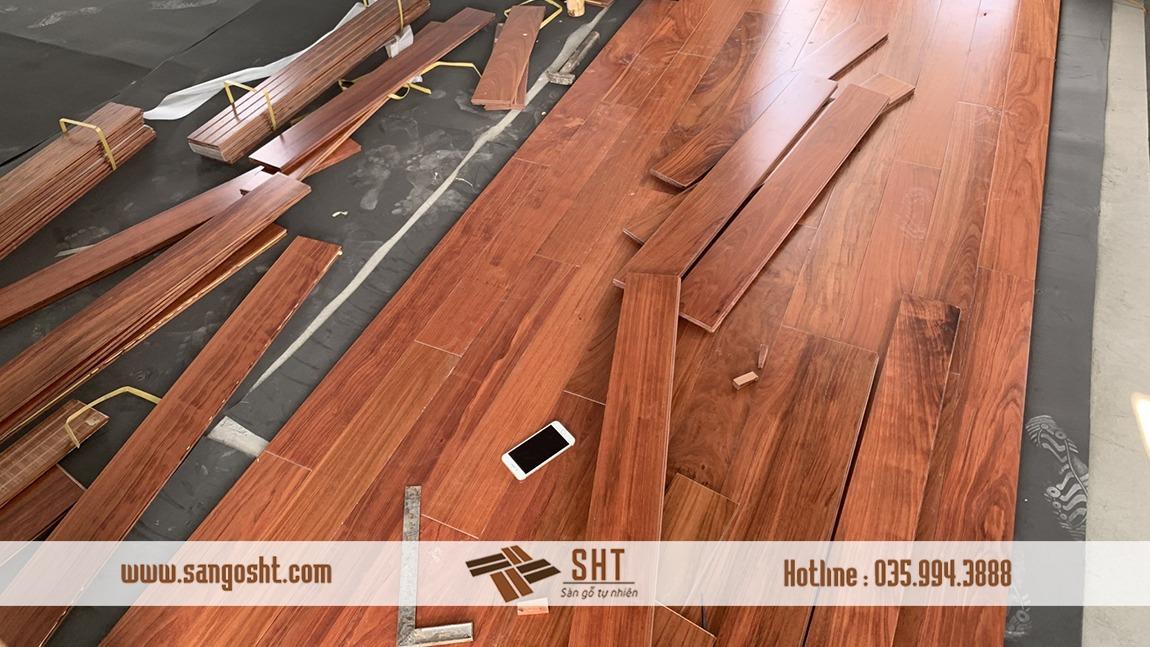 Sàn gỗ cẩm lai nam mỹ có tốt không ?