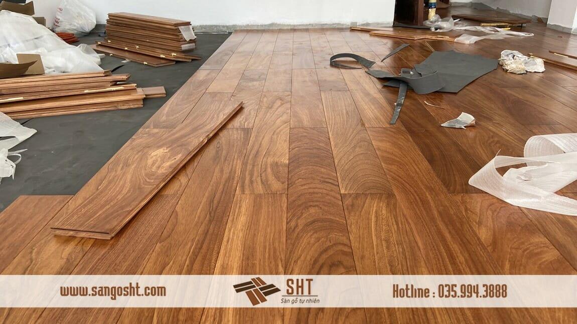 Nên chọn sàn gỗ tự nhiên nào ?
