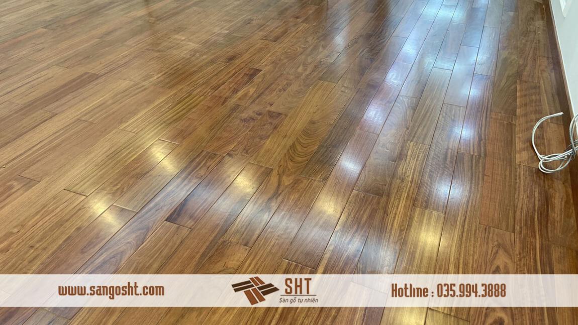 Vân sàn gỗ cực đẹp