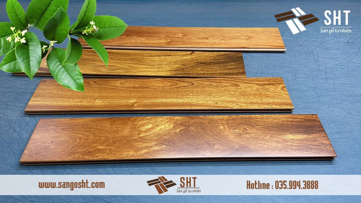 Sàn gỗ tự nhiên cao cấp nhất